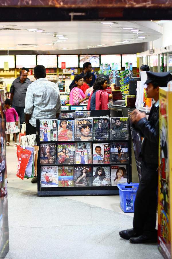 Download Books And Magazine Store In Forum Mall Bangalore Editorial Stock Photo - Image: 23017553