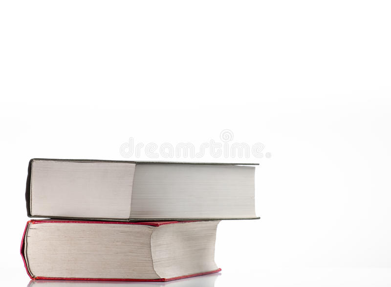 Download Books Over White Background Stock Photo - Image of stacked, science: 31823770