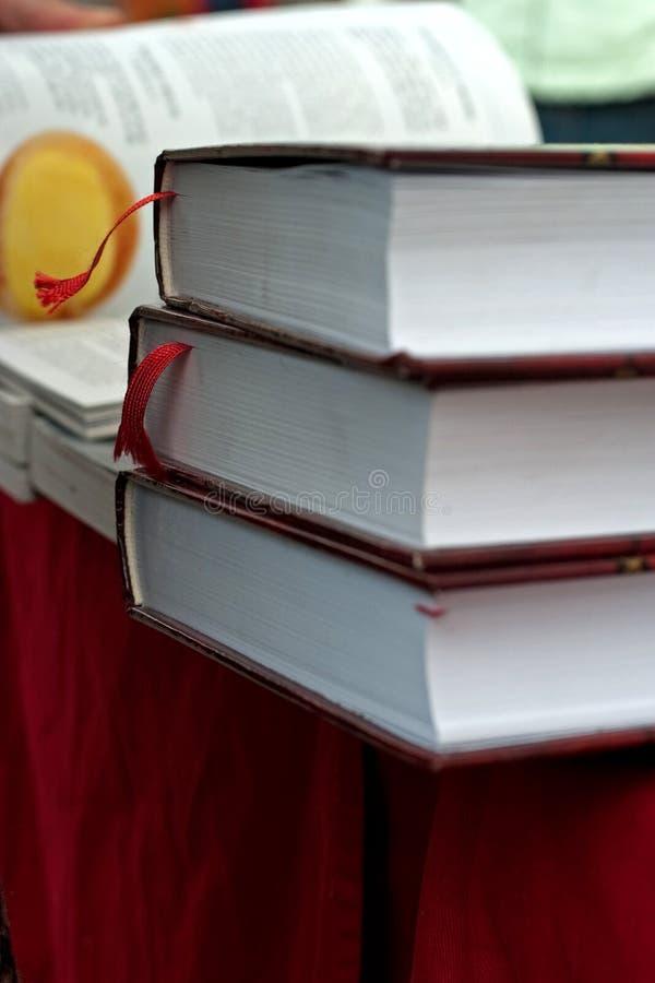 Free Books Put Apart To Lend Them  Royalty Free Stock Image - 13842796