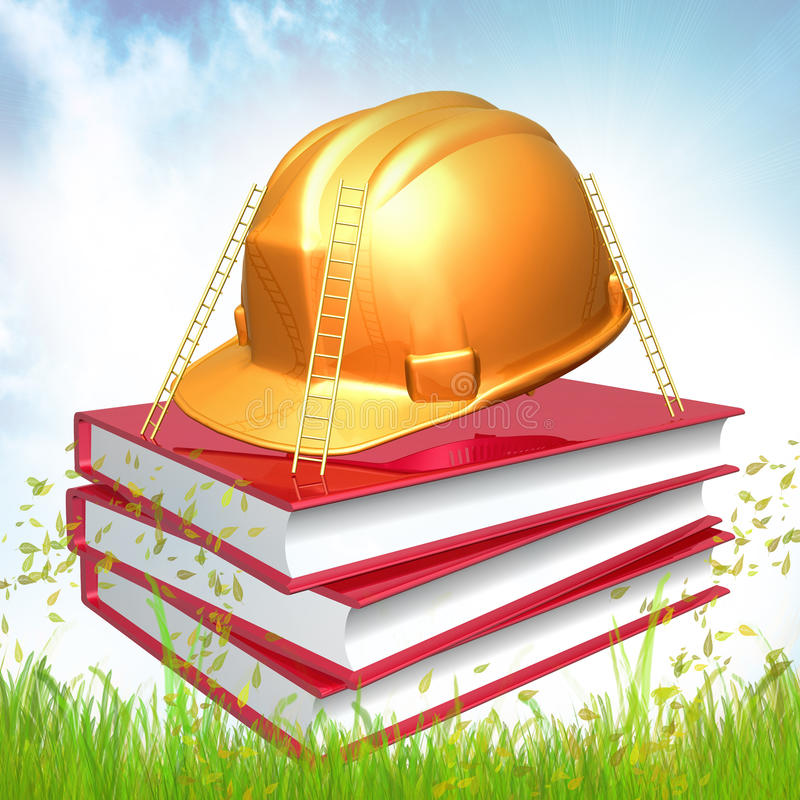 Download Books About Safety And Maintenance Royalty Free Stock Images - Image: 14170039