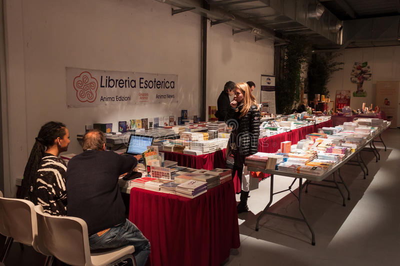Download Books On Sale At Olis Festival In Milan, Italy Editorial Stock Photo - Image: 37683473