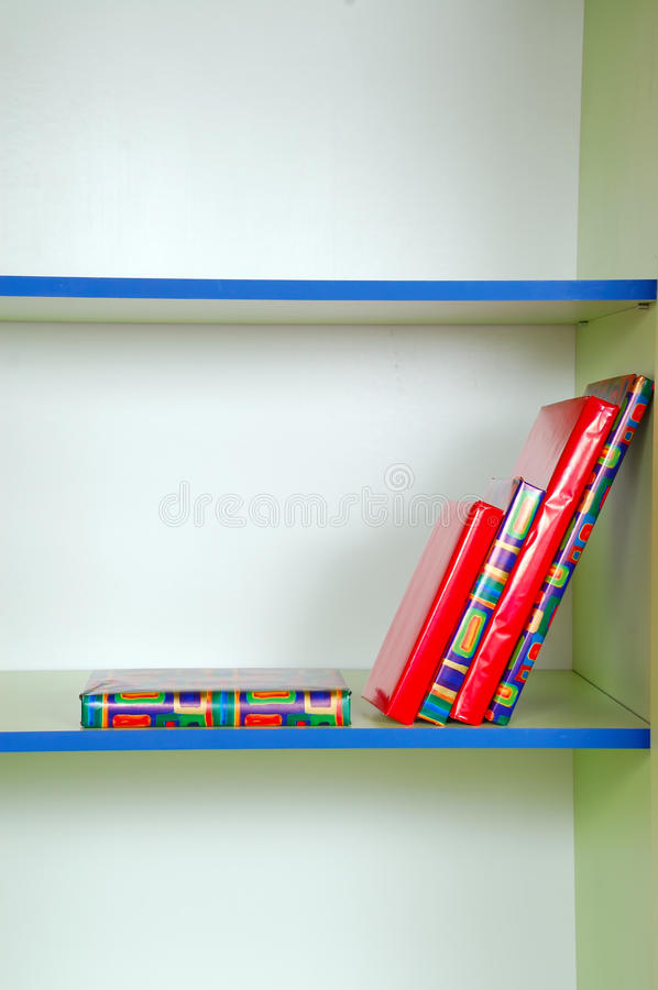 Download Books On A Shelf Royalty Free Stock Photos - Image: 11307648
