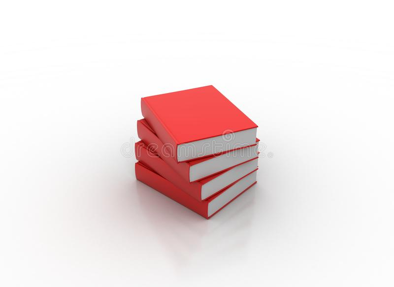Download Books Stacked Royalty Free Stock Photos - Image: 12832558
