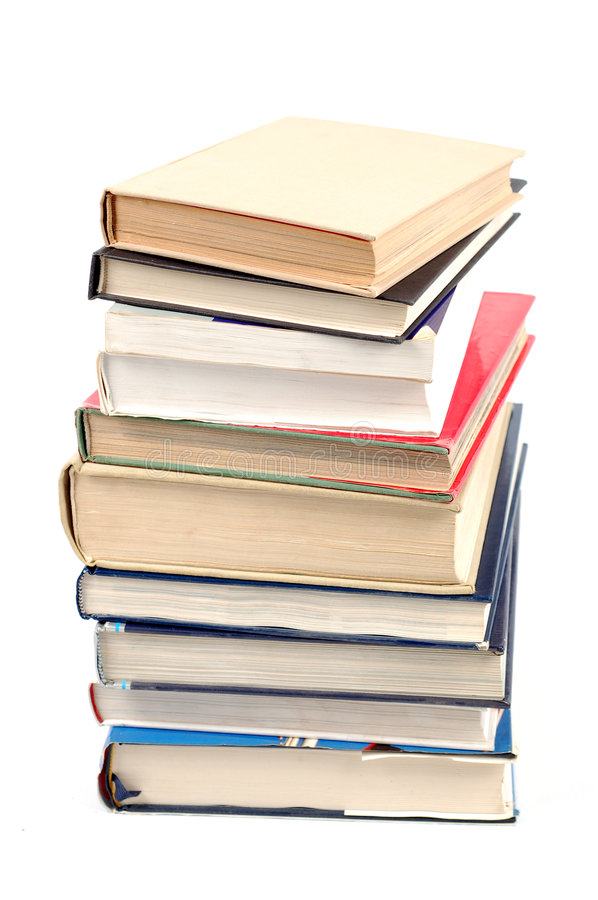 Free Books Tower 5 Royalty Free Stock Photography - 1587517