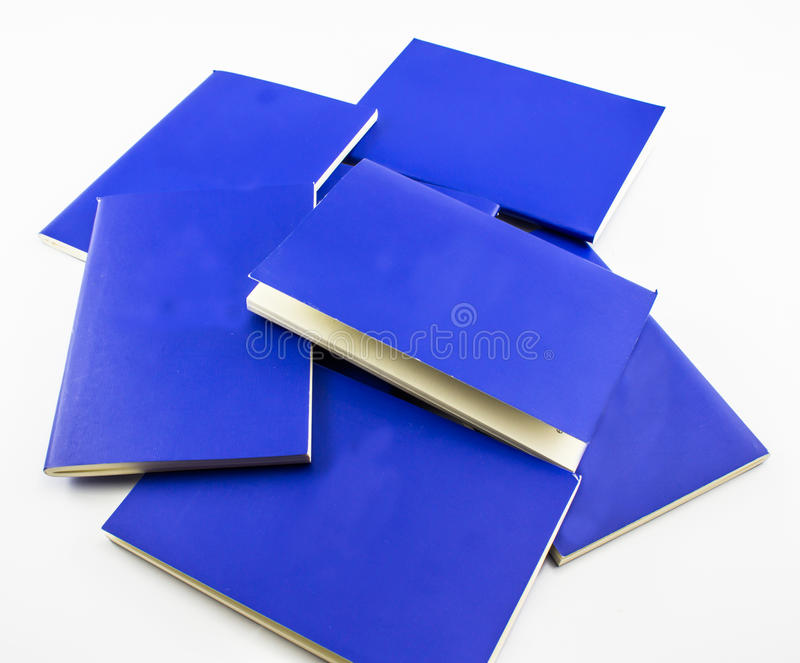 Download Books  on white stock illustration. Image of paper, bale - 26826050