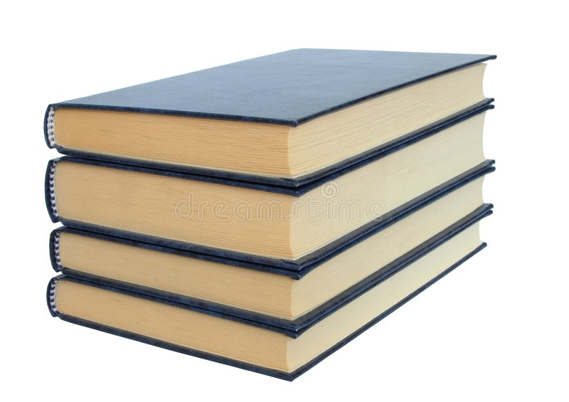Download Books on White Background stock image. Image of books, reading - 36053
