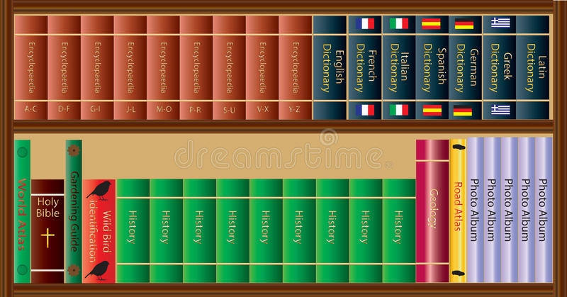 Reference Dictionaries Stock Illustrations – 25 Reference