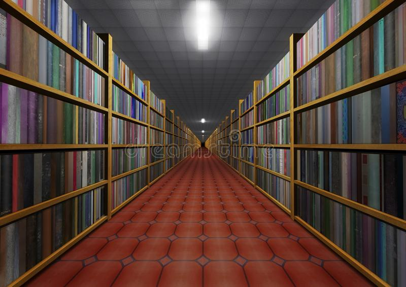 Bookstore Royalty Free Stock Image