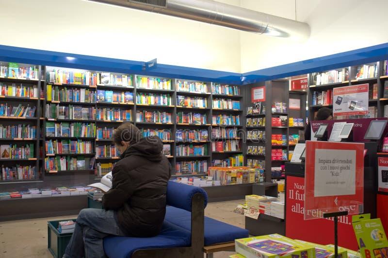 Bookstore in Rome