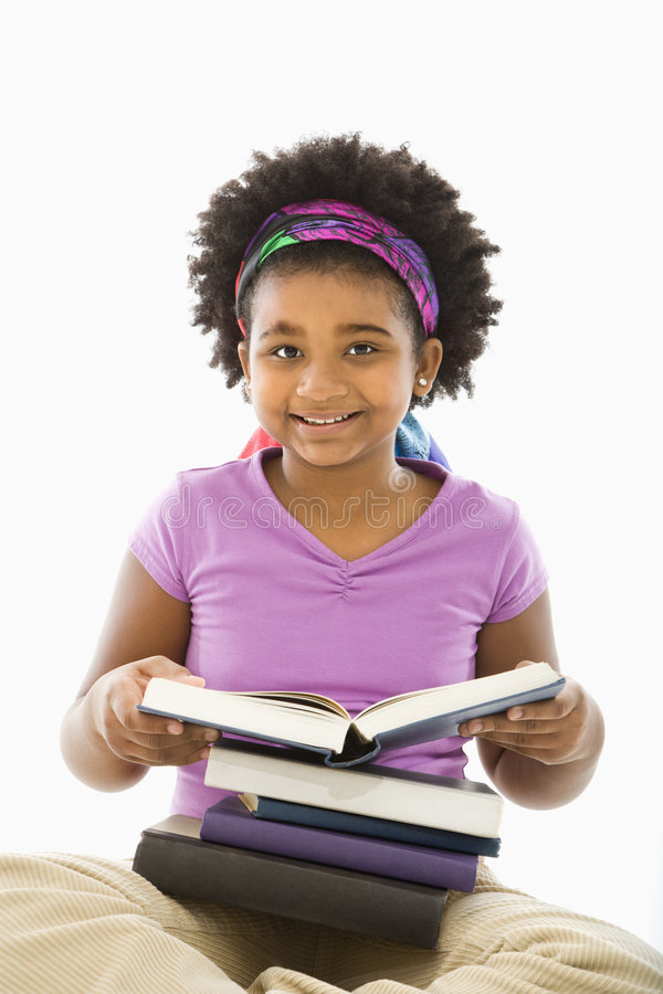 Bookworm girl.