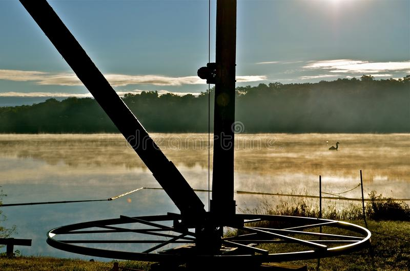Download Boom Wheel And Prehistoric Monster Stock Image - Image of ness, reflection: 39507071