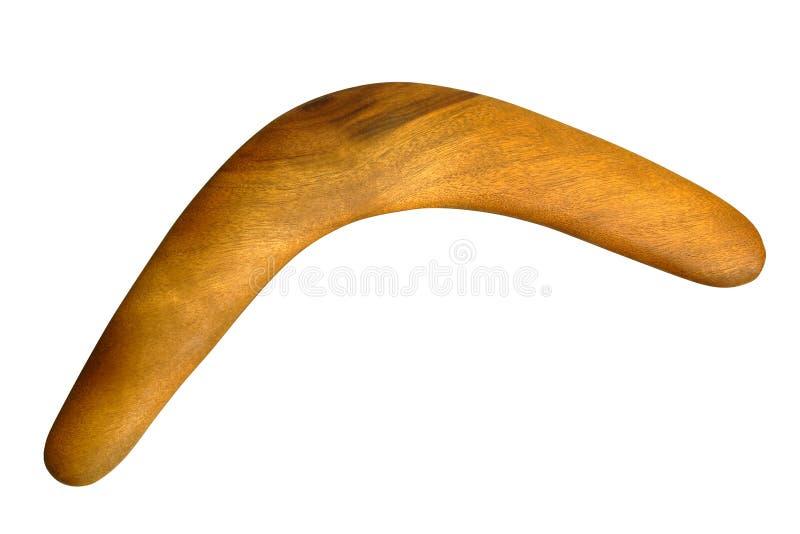 Boomerang stock photo
