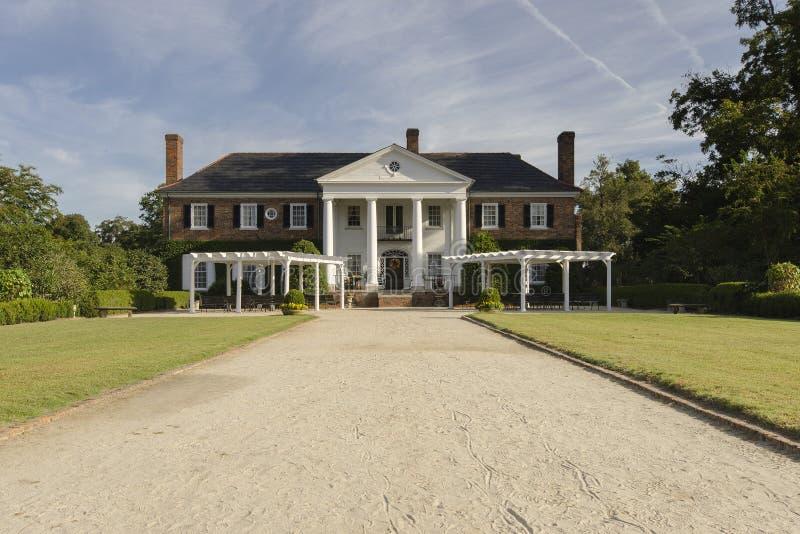 Boone Hall Plantation foto de stock