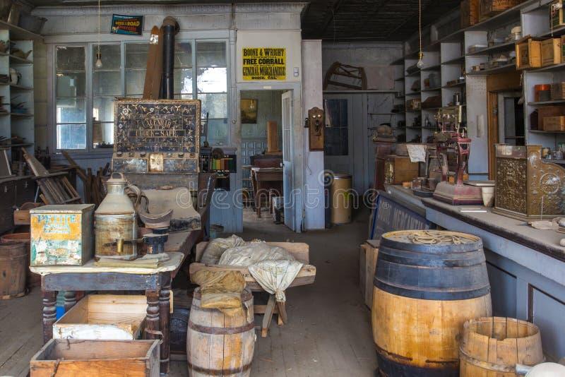 Boone Store imagem de stock royalty free