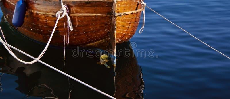 Boot lizenzfreies stockbild