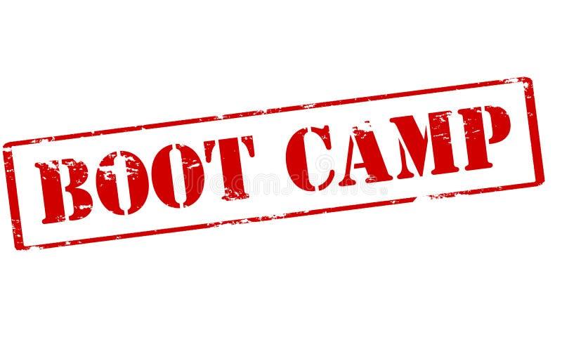 Boot Camp vektor abbildung