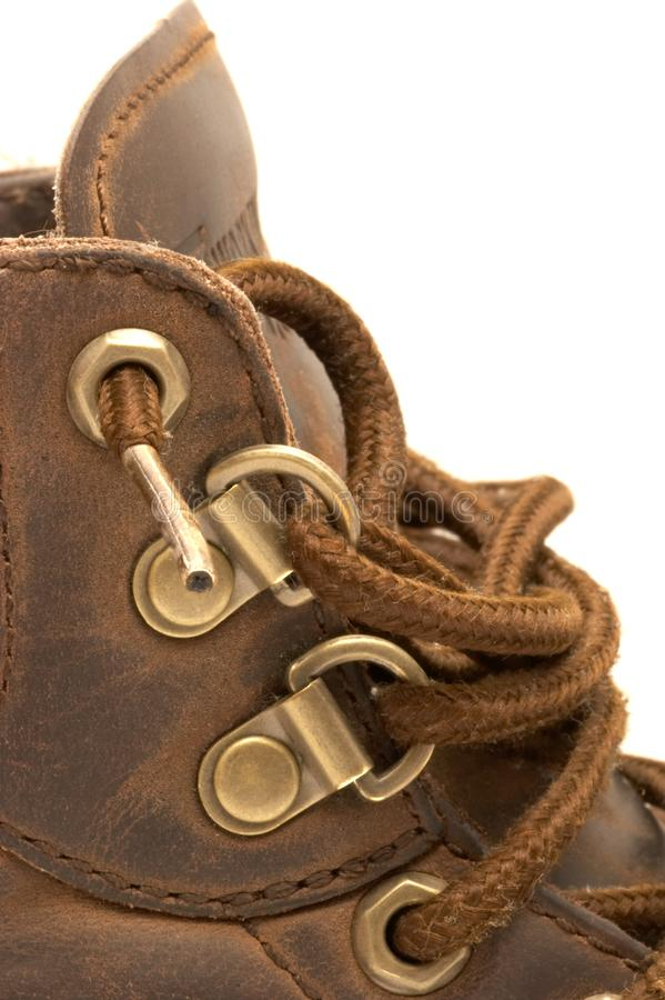 Download Boot Detail stock image. Image of mountain, trail, sole - 465061
