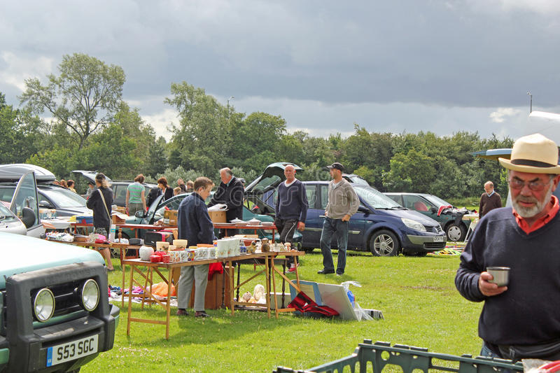 Download Boot Fair Stall Editorial Photo - Image: 25800551