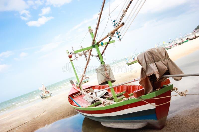 Boot in Phuket lizenzfreie stockfotografie