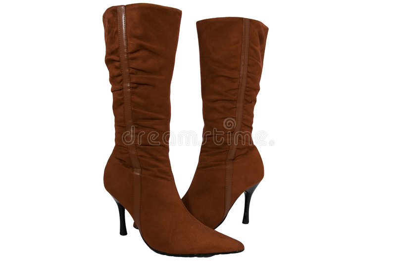 Bootiful Boots royalty free stock photos