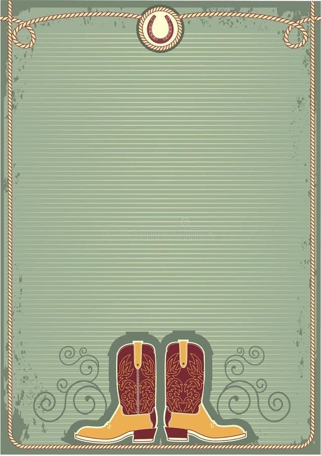 boots ковбой бесплатная иллюстрация