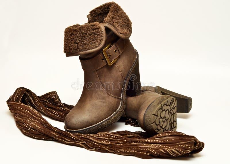 boots повелительница s стоковое изображение