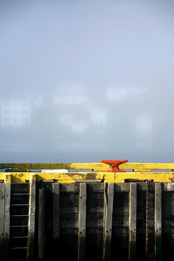 Boots-Dock (2) lizenzfreie stockbilder