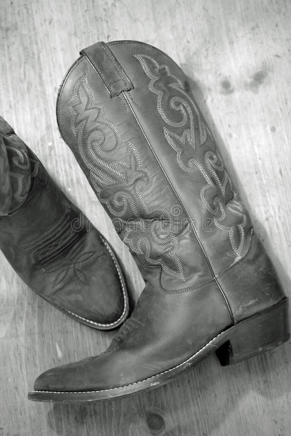 Boots II Stock Photo