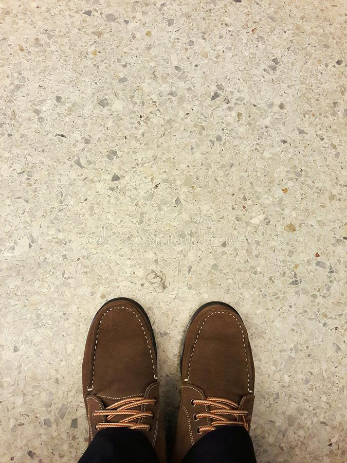 Boots weekday royalty free stock photography