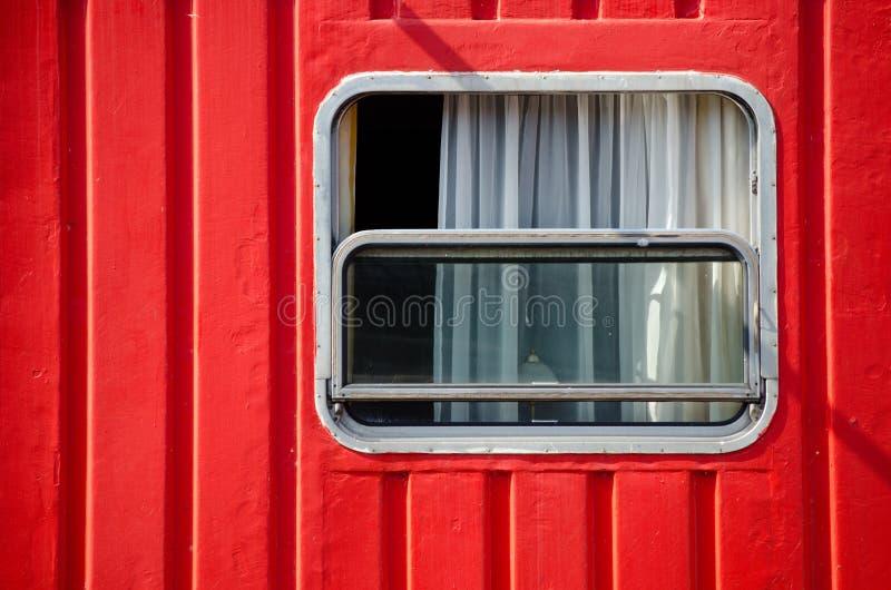 Bootsfenster stockfotos