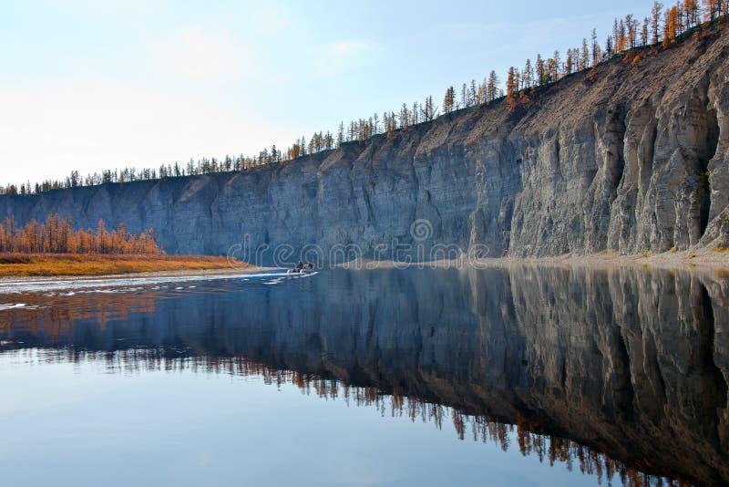 Sibirische Flüsse