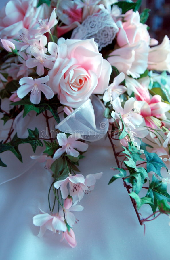 boquetbröllop arkivfoton