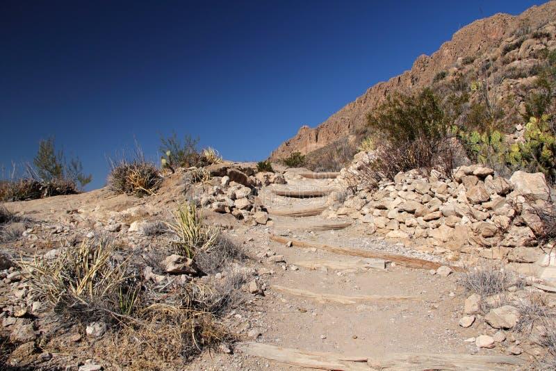 Boquillas Canyon Trail stock photos