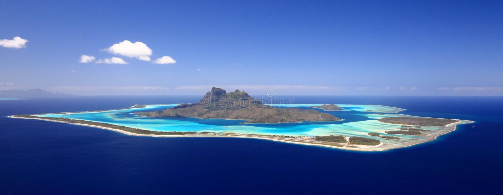 Bora Bora photographie stock