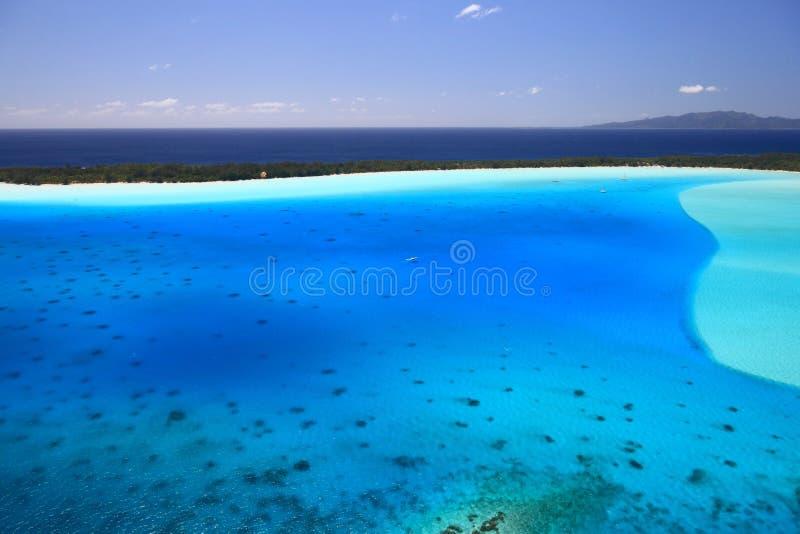Bora Bora immagini stock