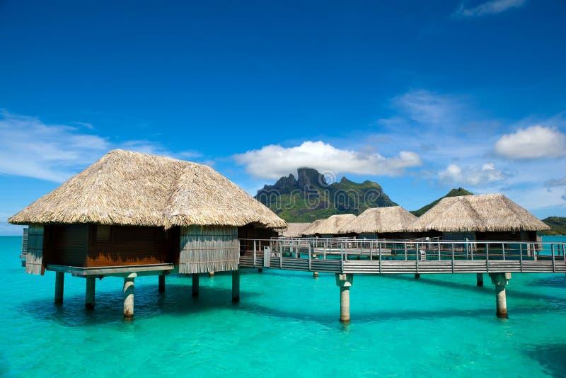 Bora Bora fotografia stock