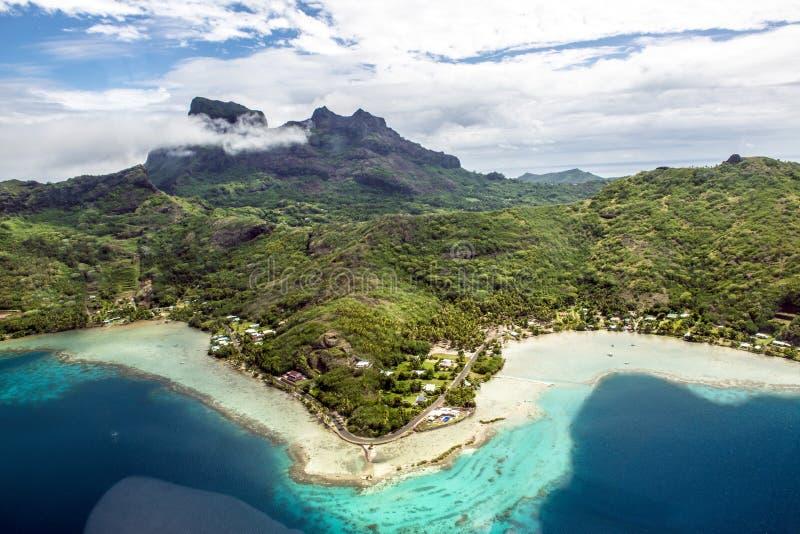 Bora Bora foto de archivo