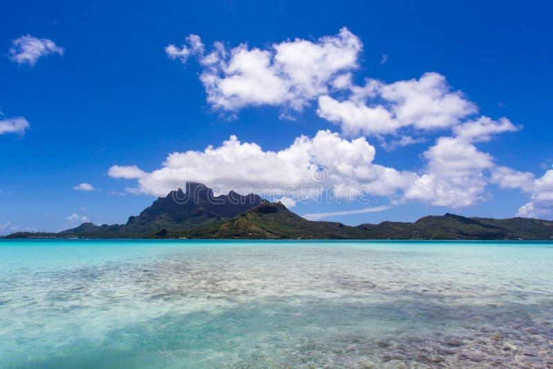 Bora Bora royaltyfria bilder