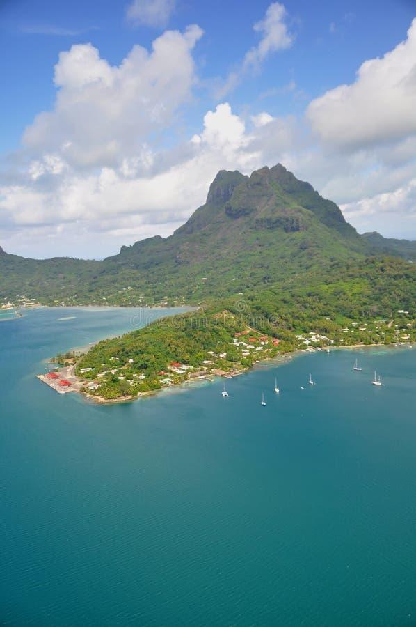Bora Bora stockfoto
