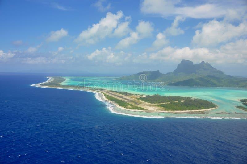 Bora Bora stockbild