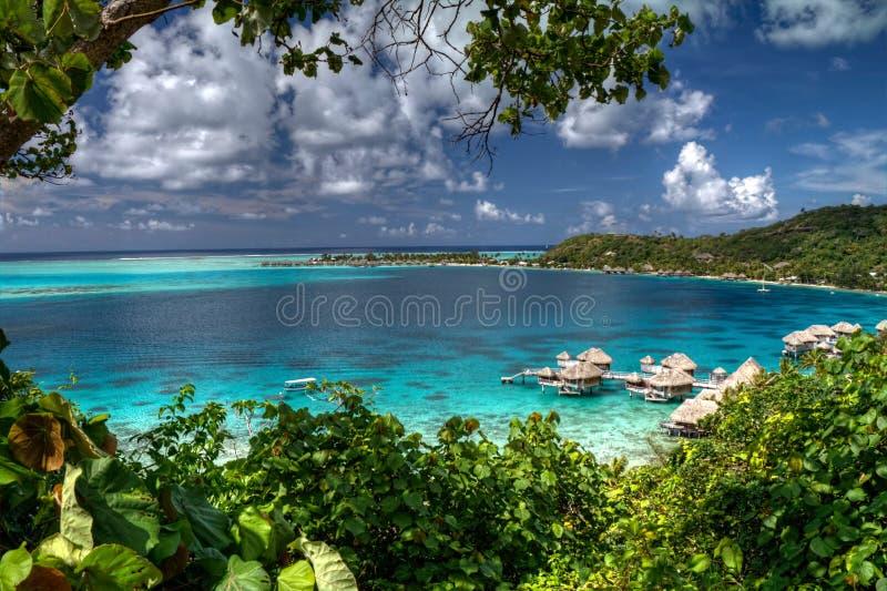 Bora Bora royalty free stock photos