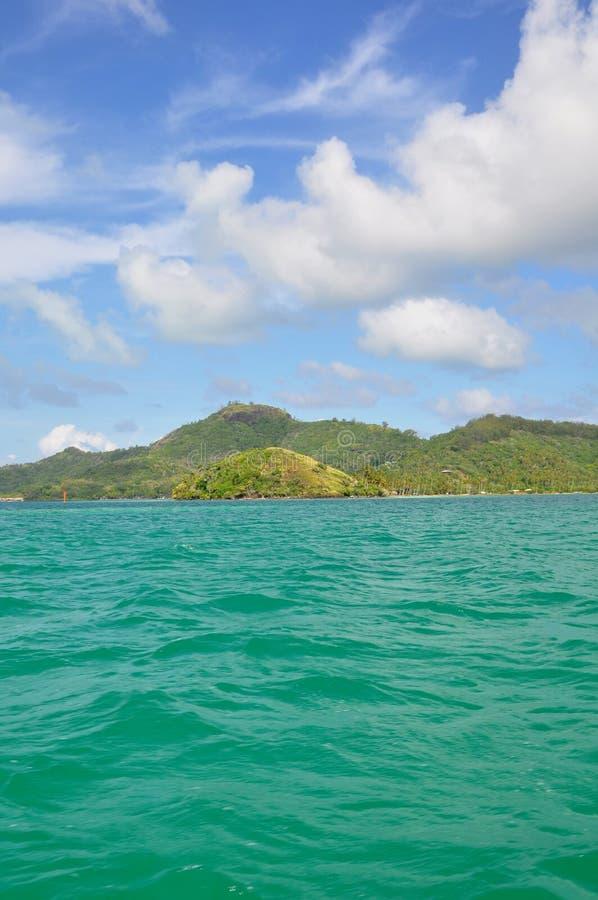 Bora Bora, Französisch-Polynesien stockfotografie