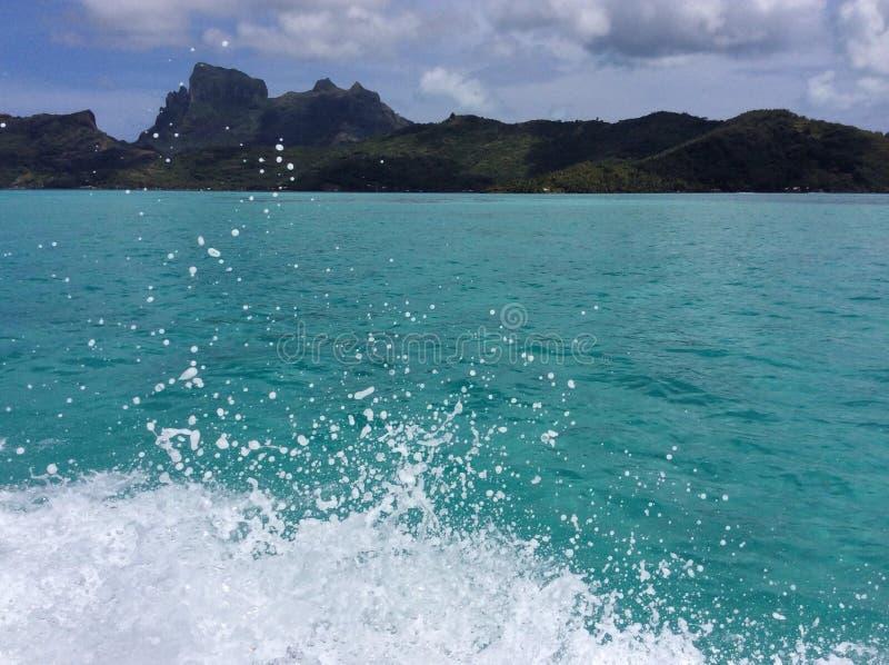 Bora Bora Tahiti photos stock