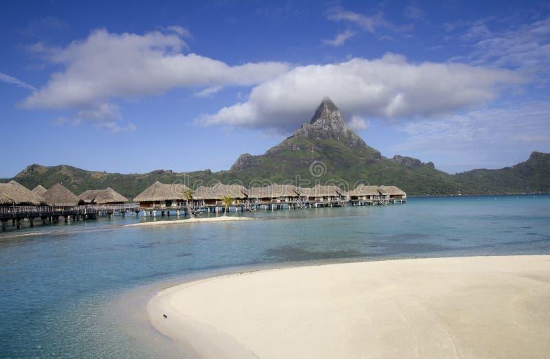 Bora de Bora images stock