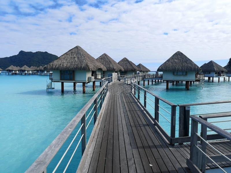 Bora Bora French Polynesia stock foto