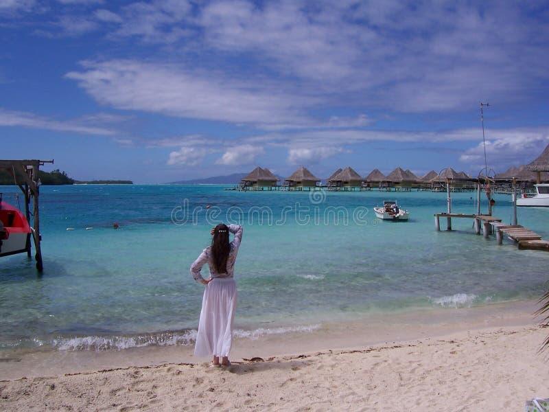 Bora Bora Princess stock foto
