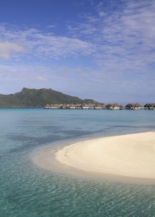 Bora van Bora royalty-vrije stock fotografie