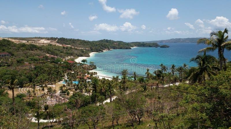 Boracay fotografia stock