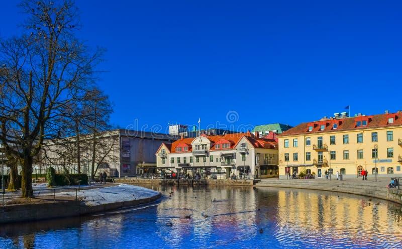 Boras, Suède photographie stock libre de droits