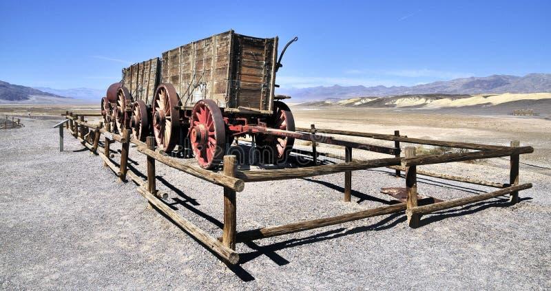 Borax-Lastwagen stockfoto